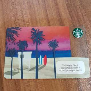 Starbucks Card Collection