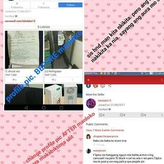 Scammer Po Ito  Mag Ingat!!! Pinadala Pera Pero Walang Dumating N Celpon