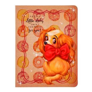 Japan Disneystore Disney Store Disney Character Dog Wonderful Sticky Note Pad Large