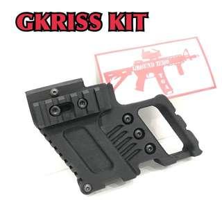 Kids Toy Gun & Nerf Glock GKRISS KIT