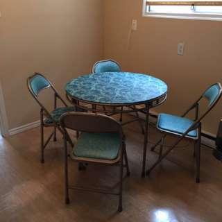 Poker table for sale Vintage