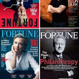 FORTUNE BUSINESS MAGAZINES