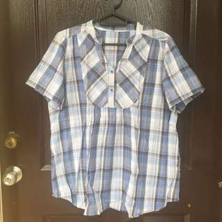 Additions Maternity Blouse