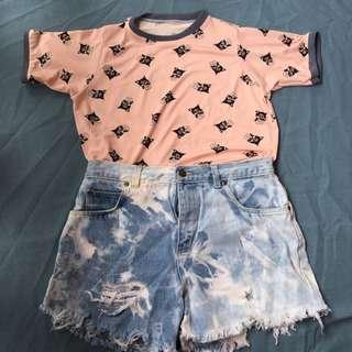 Trendy printed shirts
