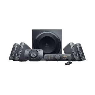 Logitech Z906 Speaker System (980-000468)