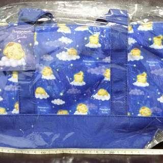 Sanrio正版布甸狗×Kunika手挽袋