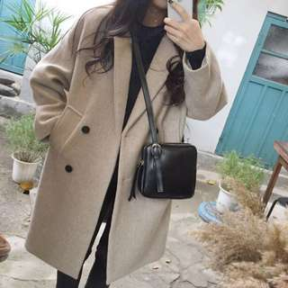 Korean Style Coat