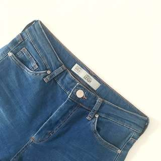 Topshop Joni Jeans W26L28
