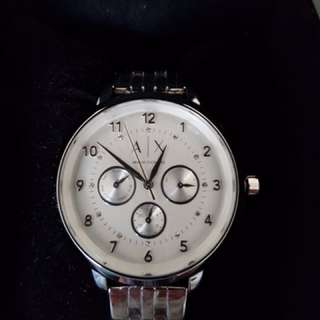 Armani Stainless Steel Watch