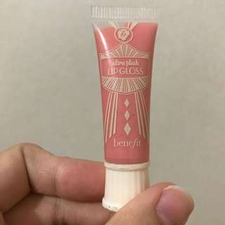 Benefit A-lister Lipgloss Mini
