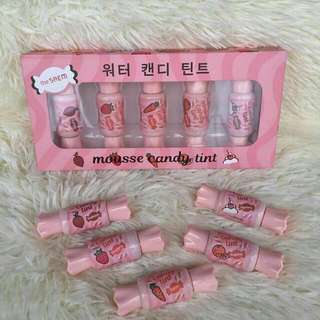 Mousse Candy Tint Set