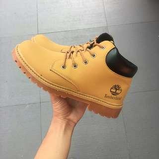 Timberland Boots Midcut Light Brown