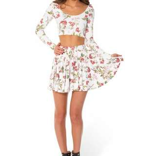 Black Milk Clothing Gorgeous Garden Set