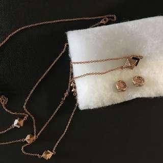 Zeades necklace