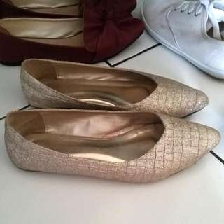Fladeo Flatshoes Gliter
