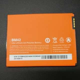 Xiaomi Redmi Note Battery (BM42 Battery)