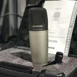 SAMSON C01 - Condenser Microphone