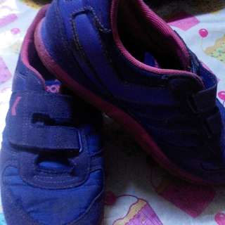 Girl's Rubber Shoes/pony
