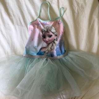 H&M Frozen Tutu dress