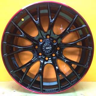 16 inch NEW SPORT RIM D-ONE FOR PROMOTIONS