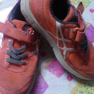 Asics G1 Rubber Shoes