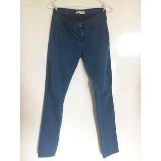 Forever 21 Dark Blue Jeans