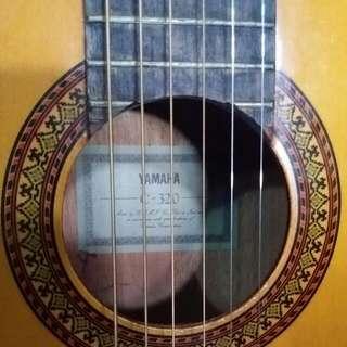 Guitar Yamaha C320