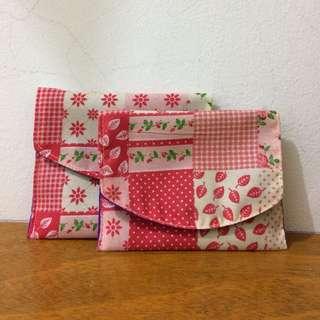 Sanitary napkin pouch