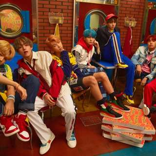BTS LOVE YOURSELF *E* VER. POSTER
