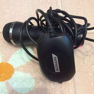 Konami microphone 🎤