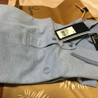 Fred Perry Twin Tipped Shirt For Ladies (BNew)