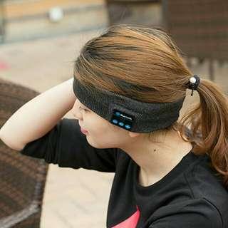 Bluetooth Headband for Musics and Calls
