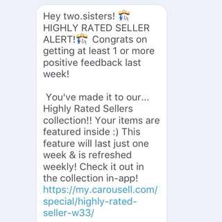 🌟6TH HIGHLY RATED SELLER🌟👏🏼