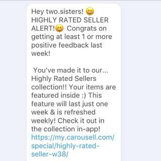 🌟8TH HIGHLY RATED SELLER🌟👏🏼