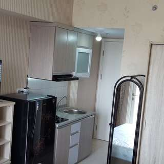 For Rent Springlake Summarecon Bekasi Azolla - Full furnished
