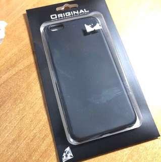 iPhone 6 /6s Plus 電話套 啞黑 全包款