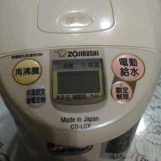 象印 4.0L微電腦電動熱水瓶 CD-LGF40 二手