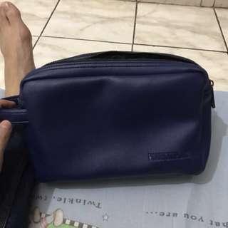 tas tangan kulit pria