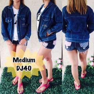 Denim Jacket DJ40