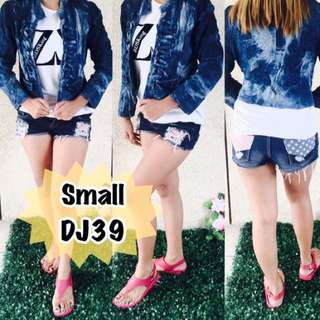 Denim Jacket DJ39
