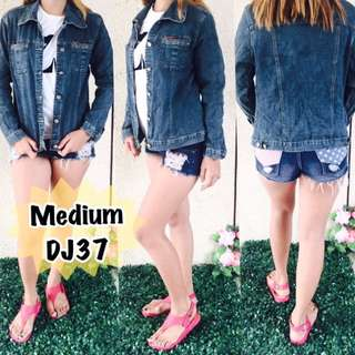 Denim Jacket DJ38