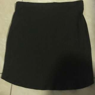 Cotton on size medium kharki skirt