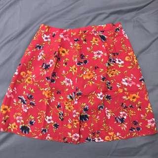 Mexx floral skirt