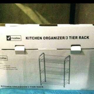 Kitchen 3Layer Rack MASFLEX