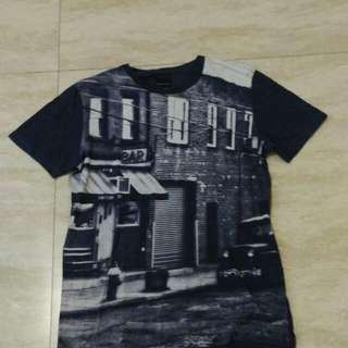 T Shirt Zara Man Ori
