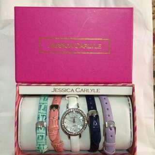 Jessica Carlyle Watch Set