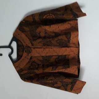 outer crop batik
