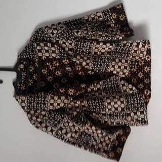 outer batik reversable