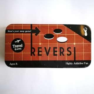 🆕 Authentic Typo Reversi (Othello) Magnetic Travel IQ Game