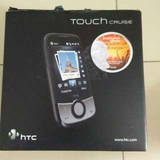 HP HTC touch Cruise 3,5G